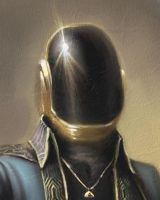 Daft Punk detail 01 by Helroir