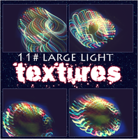 11 large light textures by SunnyGirl33