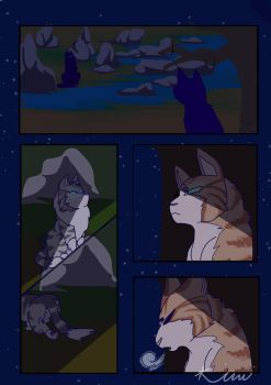 COMIC - teaser by Kiwithewatermelon