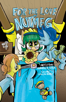 Cover: For the Love of Nutmeg by LytletheLemur