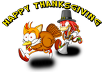 Happy Thanksgiving 2013 by ProfessorMegaman