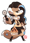 289 - Portabello Pizza by TheKingdomOfGriffia