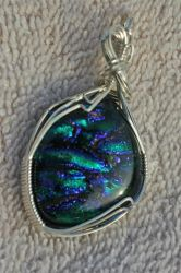 Dichroic Clouds by amazonite