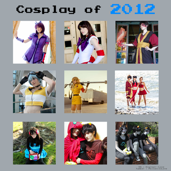 Cosplay of 2012 by Digital--Love