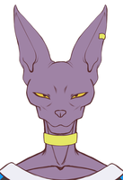 Beerus [ Dragon Ball Z: Battle of Gods ] by Laetusmua