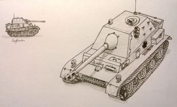 JagdLuchs Concept! by Gling24