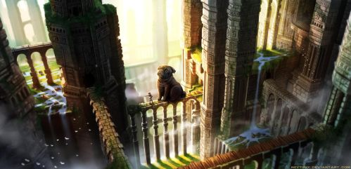 The Last Guardian (PEWDIEPIE EDITION) by Neytirix