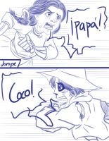 Coco [Main character AU] - Reunion [2/3] by Jorope99