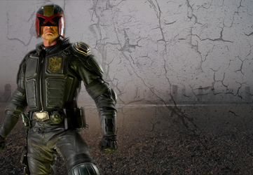 Judge Dredd Tumblr Background by Jetta-Windstar