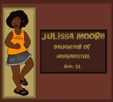 DR - Julissa Moore - Hephaestus by ShadowsAndLight