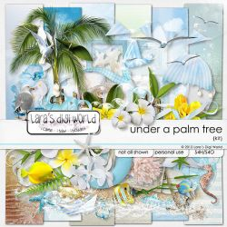 #1 Resources Sharing: Under A Palm Tree by Acttyling