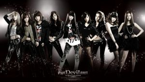 Run Devil Run - SNSD II by HigSousa