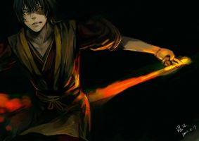 Zuko again by SHIBUE