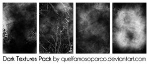 Dark Textures Pack by LorenzoDiFolco