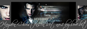 Hayden Christensen Set 1 by lovewillbiteyou