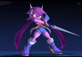JRPG Lilac I by Pedrovin