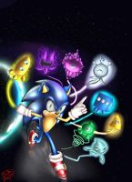 Sonic Colors by Xed0rian