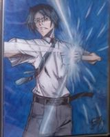 Uryu The Quincy by Asphaniss