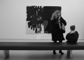 Soulages's inauguration by ElGroom