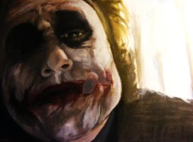 The Joker by Lily-of-Life