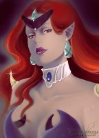 Queen Beryl by Daisy-Flauriossa