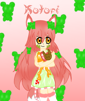 Candy Kotori Contest Entry by Ame--Tan