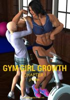 Gym Girl Growth title by jstilton