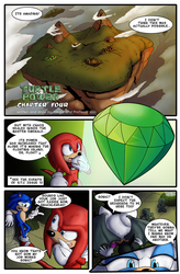 Turtle Power Page 27 by Okida