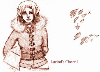 Lucind's Closet I by lushind