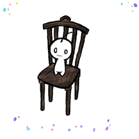 I will get up on this chair... by MoonBeatz