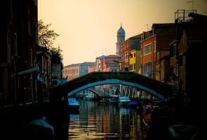 Venice Evening by verolive
