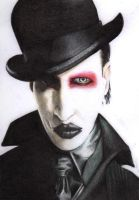 Mr Manson by MrGegner