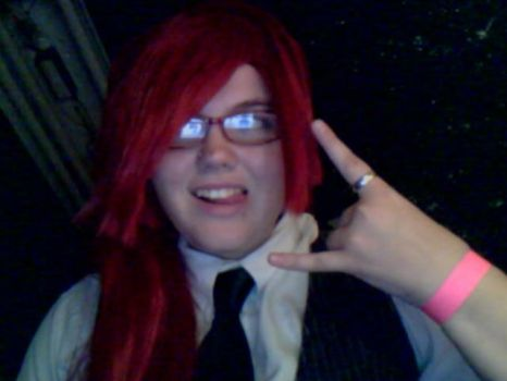 Grell Cosplay by InsomniaSong