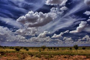 Riders on the Storm by JandJPhotography