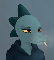 Bea (NITW) by Nahdpencil