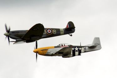 Classic Formation Flying by FurLined