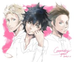 Greenday by jeren07