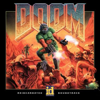 DOOM 1993 Reincarnated Soundtrack by THEGALATF