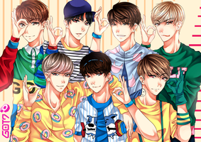 GOT7 - Just Right by LauranieChan