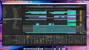 SKIN : Dark 2 for Ableton Live 10 by anthonymilano