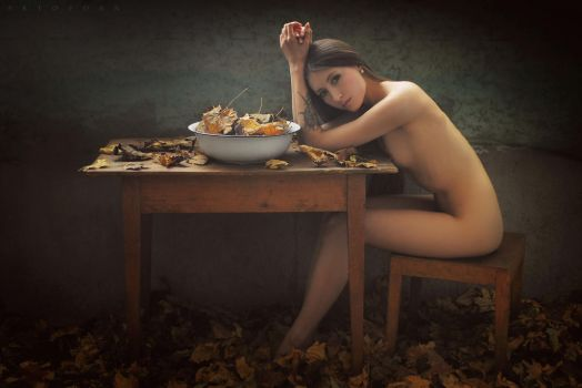 The Autumn Meal by ArtofdanPhotography