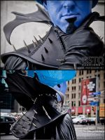 Megamind Contemplating by gstqfashions