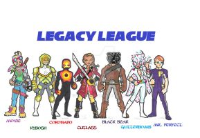 Legacy League by 12for12
