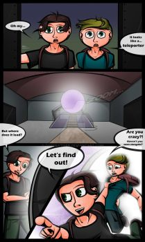 the Portal: page 2 by TGedNathan