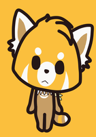 Simmons Retsuko Style Version 2 by P-Paradox