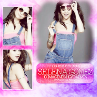 +Photopack Selena Gomez LP by iSparksOfLies