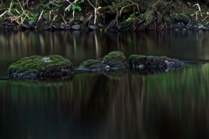 Stones and Water by Boxxbeidl