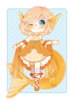 Auction :: Glorious Goldfish [ Closed ] by Devi-Adopts