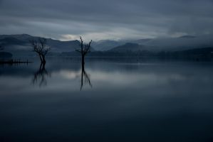 Ullswater by llemonthyme