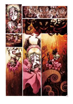 LADY DOLL-second page preview- by Lady-Valiant
